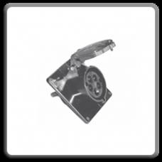Priza aparenta pentru uz industrial 1408AF-1457AF