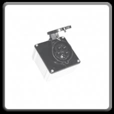 Priza fixa pentru uz industrial 1408P-1454P
