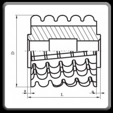 Freze melc pentru roti de lant