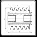 Freze melc module mari