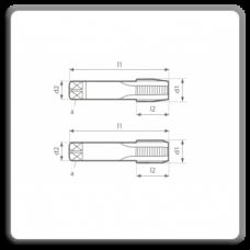 SET 2 tarozi pentru filet BSF DIN 2181 N D, C