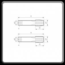 SET 2 tarozi pentru filet BSP DIN 5157 N D, C