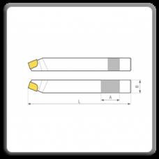 Cutite de strung cu placute CMS brazate pentru degrosare DIN 4971