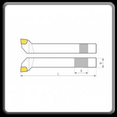 Cutite de strung cu placute CMS brazate pentru colt exterior DIN 4978