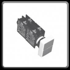 Buton bipozitional modulat D130-D134P